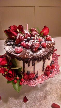 Mom's Birthday cake - Sweet Sisters' Bakery, NC