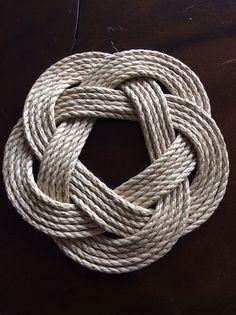 Nautical Rope Trivet