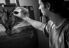 How to Draw with a Pencil on Canvas 14 Expert Tips Easy Drawings, Pencil Drawings, Types Of Pencils, Carbon Paper, Woman Sketch, Charcoal Drawing, Draw Your, Learn To Draw, Your Paintings