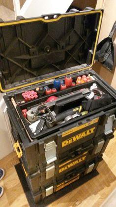 Dewalt Tough system tool box