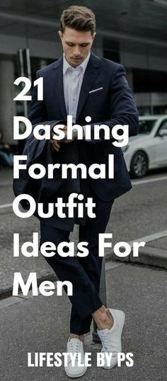 Formal Outfit Ideas For Men. #mensfashion
