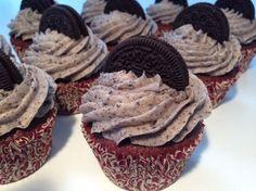OREO cupcakes – De lækreste cupcakes med OREO