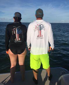 Matching shirts! #countryshore #miniseason2017 #floridakeys #snapback #matchingshirts #lobsterfun #familytrip