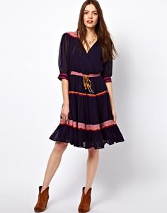 French Connection Grace Summer Dress