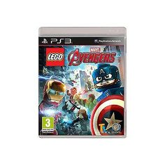 Lego #marvel avengers videogame for sony ps3 games #console brand new #sealed,  View more on the LINK: http://www.zeppy.io/product/gb/2/371773259415/