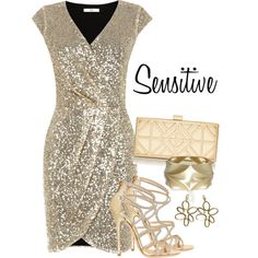 SENSITIVE - MODA, created by bianca-2904 on Polyvore