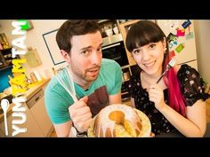 Zitronen-Gugelhupf // Backen mit dem Backbuben // #yumtamtam - YouTube