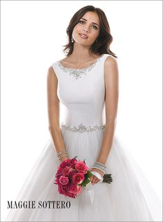 1000 images about maggie sottero wedding dresses on for Maggie sottero grace kelly wedding dress