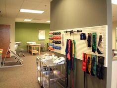 Ez pocket door system pocket door slide appliance garage for Physical therapy office layout