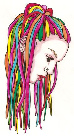 Dreadlocks by maximunki on DeviantArt
