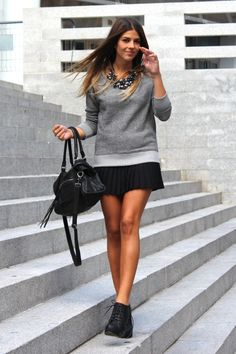 casual and flirty