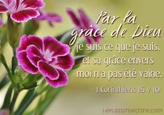 Citations bibliques God Loves Me, Jesus Loves, Scripture Verses, Bible Quotes, Christian Life, Christian Quotes, Miséricorde Divine, Jesus Reigns, French Quotes