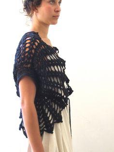 nikki gabriel: crochet collection