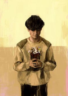 The End of the F***ing World (James) - Illustration by Relly Coquia