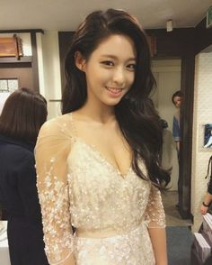 AOA's Seolhyun Will Make You Feel Things with Her Amazing Dress | Koogle TV