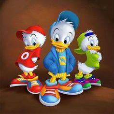 Diamond Painting kits including Mickey Mouse, Minnie Mouse, Donald Duck and Daisy. Classic Disney Characters, Disney Cartoon Characters, Drawing Cartoon Characters, Disney Villains, Disney And Dreamworks, Disney Cartoons, Disney Babys, Disney Duck, Baby Disney