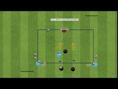 Napoli 1v1 - ANIMATION 2 - YouTube Football Training Drills, Soccer Drills, Barcelona Training, Trainer, Animation, Exercises, Sports, Youtube, Game