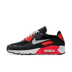 Nike Air Max 90 Ultra 2.0 Flyknit iD Men's Shoe