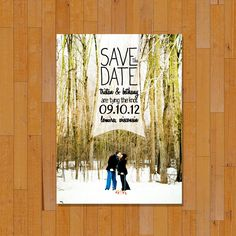 Picture save the date