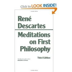 essays on descartes meditations