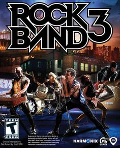 Rock Band 3---There's really no reason to release another. This is the best at what it does.