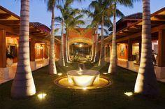 Oceanfront mansion in Guanacaste
