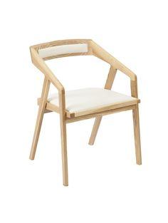 Carse Arm Chair, Blonde - $334