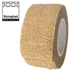 Coban #cohesive sports self adhesive athletic support #bandage strap tape #2.5cm,  View more on the LINK: 	http://www.zeppy.io/product/gb/2/261849798548/