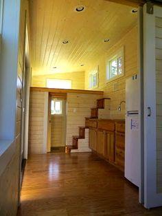 Tiny House Living | Brevard Tiny House