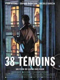 """""""38 Témoins"""" de Lucas Belvaux (2012)"""