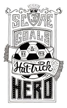 Trey Ingram's inked final drawing - The First Steps of Hand-Lettering: Concept to Sketch (Lettering I) - Recent Activity - Skillshare
