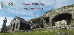 Pilgrim Paths Day April 19th 2014. Discover Ireland's ancient walkways. April 19, Walkways, Pilgrim, Festivals, Paths, Ireland, Events, Mountains, Day