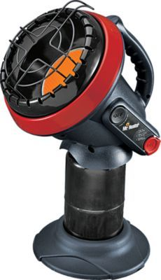 Mr. Heater Reconditioned Little Buddy Heater #CabelasWishList TOTALLY NEED THIS TODAY!