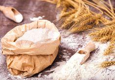 日本のパンに使われている小麦粉の種類と、国産・外国産小麦粉の違いをご紹介します。