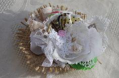 Hessian & lace