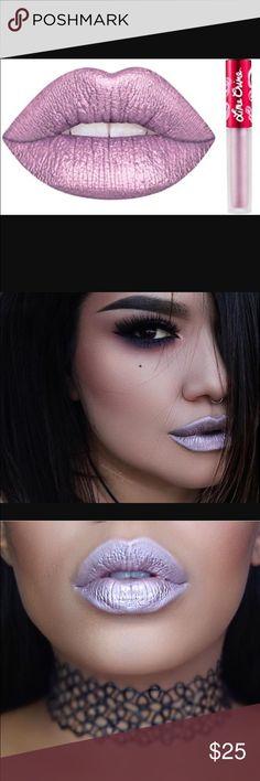 Lime Crime Velvetines Mercury! New! Makeup Lipstick