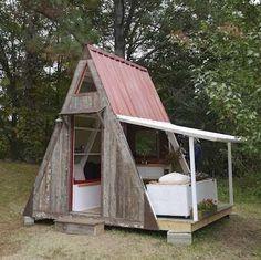 A-Frame Tiny House - Tiny Houses - Bob Vila