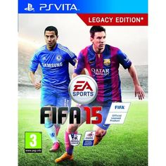 FIFA 15 PS Vita Game   http://gamesactions.com shares #new #latest #videogames #games for #pc #psp #ps3 #wii #xbox #nintendo #3ds