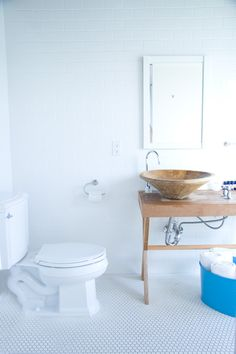 Bathroom, The Surf Lodge, Montauk, NY