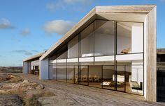 Жилой комплекс Klevens Udde от Wingårdh Arkitektontor. Смёген, Швеция. | Архитектура и дизайн | Архиновости