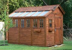 Bunk House Shed :)