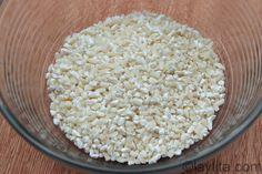 Morocho partido o maiz blanco trillado