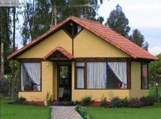 Venta De Casas Prefabricadas - COL-33096 Natural Building, My Dream, Tiny House, Gazebo, Shed, New Homes, Outdoor Structures, Cabin, House Styles