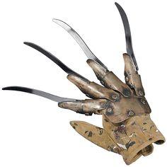 Deluxe Edition Replica Glove - Accesorios disfraz por Freddy Krüger - Número Artículo: 200933 - desde 69,99 € - EMP Mailorder España:::La venta por correo y on line Rock Metal Punk: Camisetas, CD, DVD, Pósters, ropa e merchandise oficial