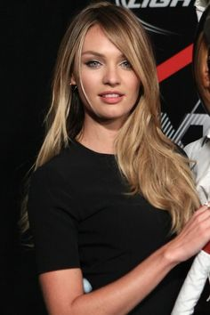 Candice Swanepoel?  your so cute with out me!  i so take that smile off your for rest of life!  have a real one!  laughing red!