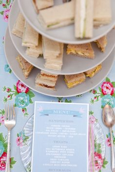 """Have a dress up High tea where all the guests, young and old dress up in the """"high Tea"""" fashion. This can be accompanied with fun games and will provide pictures of memories that will last."""