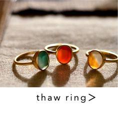 mederu jewelry / Labo 2015 autumn/winter 瑪瑙