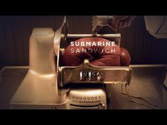 Submarine Sandwich: A Fantastic New Stop Motion Short by PES