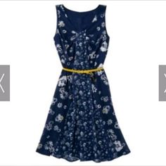 Jason Wu For Target Belted Dress Xs