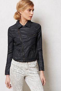 Loving the leather #anthrofave